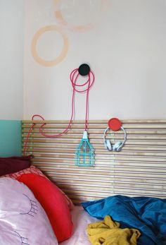 Smart & Stylish Design Tips from an Extremely Tiny Bedroom — My Room Little Boy Bedroom Ideas, Little Girl Rooms, Ikea Bedroom, Small Room Bedroom, Bedroom Storage, Bed Storage, Bed Room, Shared Bedrooms, Teen Girl Bedrooms