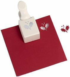 Amazon.com: Martha Stewart Crafts Holly Punch: Arts, Crafts & Sewing