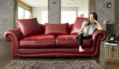 Check out the Rouge sofa from Sofaworks!