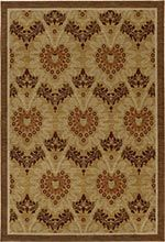 Karastan Area Rug, Studio by Karastan Carmel Poppy Hills Bone x - 6 x 9 Rugs - Rugs - Macy's Rug Studio, Transitional Area Rugs, Rug Sale, Arts And Crafts Movement, Contemporary Rugs, Graphic Patterns, Accent Rugs, Rugs Online, Rugs On Carpet