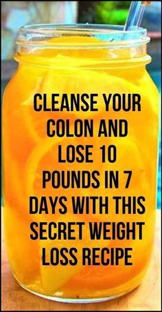 Cleanse your colon and lose 10 pounds in 7 days with this secret weight loss recipe that works like a charm! If you have been trying to get rid of excess fluid and stomach fat, this fat burning colon cleanse will help you achieve your goal - food-recipe Weight Loss Meals, Weight Loss Detox, Weight Loss Drinks, Weight Loss Water, Weight Loss Smoothies, Best Weight Loss Cleanse, Detox Water To Lose Weight, Chia Seed Recipes For Weight Loss, Best Weight Loss Foods