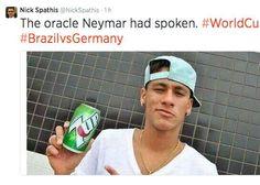 #BrasileGermania #Mondiali2014