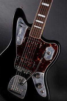 Schwarz Custom Guitars / Serene / 2013 - Mastery Bridge, DeadMond Pickups, Celluloid Tortoise Pickguard, Celluloid Block Inlays