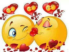 ...kissy, kissy