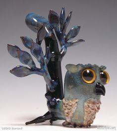 Owl Bubbler