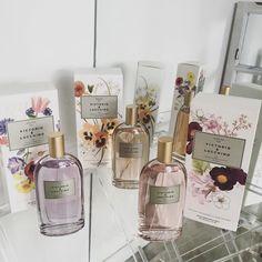 Hoy en   #Fashionisima #perfumes  para regalar en el #DiadelaMadre  o las #fragancias que han llegado últimamente a la #redaccionFMA #love #flowers #smellssogood #perfume #garden #cute #gift #mothersday #lovely #beauty #shopping