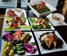 I love Lebanese food