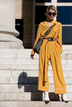 Part four: The best street style looks from Paris Haute Couture Fashion Week | Buro 24/7