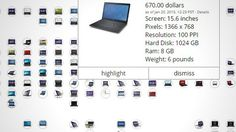 Find the Right Laptop for You with This Interactive Comparison Chart