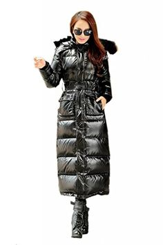 4P Rainbow Women s Plus Size Quilted Long Parka 4P Rainbow http   www. d315f8849cb