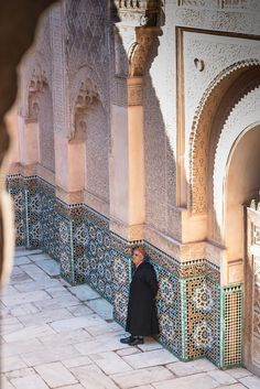 10 Amazing Things to Do in Marrakech (Marrakesh), Morocco - Medersa Ben Youssef