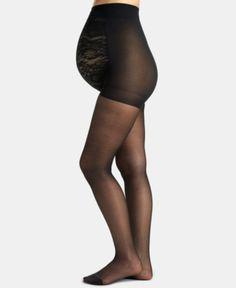 edcfea275bc98 Berkshire Sheer Maternity Light Support Tights Hosiery 5700 - Black