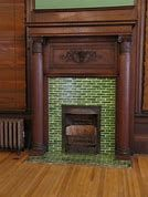 Newest Photos vintage Fireplace Tile Tips It really is winter. While the ideal h., fireplace surround farmhouse Newest Photos vintage Fireplace Tile Tips It really is winter. While the ideal h. Mosaic Tile Fireplace, Subway Tile Fireplace, Victorian Fireplace Tiles, Tile Around Fireplace, Farmhouse Fireplace Mantels, Fireplace Tile Surround, Craftsman Fireplace, Vintage Fireplace, Wood Mantels