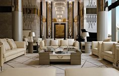 Numero Tre Collection www.turri.it Luxury italian living room furniture