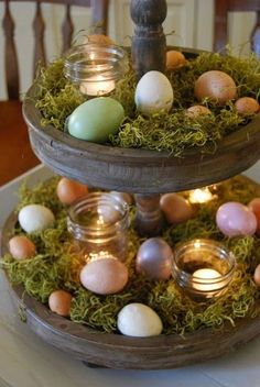 Easter decor unique creative design ideas 84