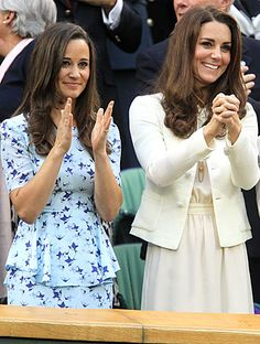 Kate Middleton, Pippa Middleton