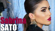 ★★★★Maquiagem Sabrina Sato - no programa da Sabrina