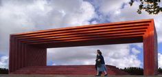 Image 5 of 10 from gallery of Pedro Almodovar´s Monument / Enproyecto Arquitectura. Photograph by Ricardo Santonja, Emilio Valverde