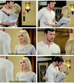 "#BabyDaddy 5x17 ""The Love Seat"" - Danny and Riley"