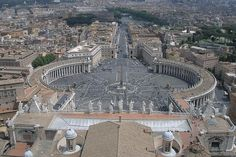 Self-guided walk and walking tour in Rome: Vatican Tour, Rome, Italy, Self-guided Walking Tour (Sightseeing)