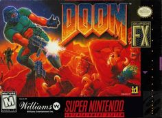 Doom for Super Nintendo @ www.thegamingwarehouse.com/doom-for-snes-cartridge-only/