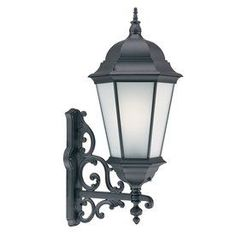 Acclaim Lighting Richmond 30.5-In H Matte Black Outdoor Wall Light Es5