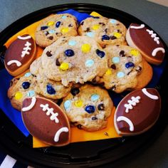 AΞ∆ gameday cookies ~ yes please!