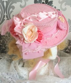Hey, I found this really awesome Etsy listing at https://www.etsy.com/listing/475416597/beautiful-sweet-classic-lolita-hat
