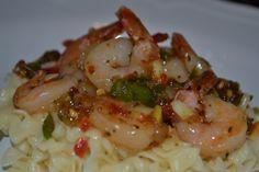 Creveti cu noodels Risotto, Cooking Recipes, Ethnic Recipes, Chef Recipes, Recipies, Recipes