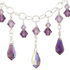 Purple Rain Necklace   Fusion Beads Inspiration Gallery