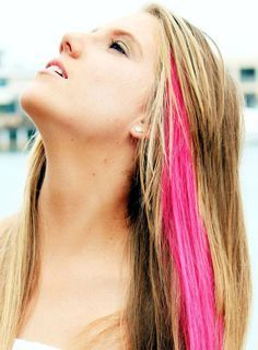 Party Pack – 4 Pieces Real Hair Extension Streaks | Hair Feather Wrap