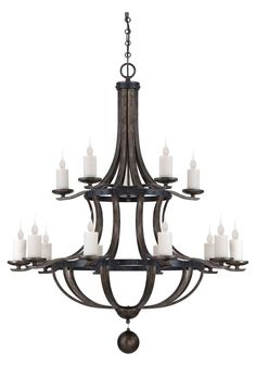 Buy the Savoy House Reclaimed Wood Direct. Shop for the Savoy House Reclaimed Wood Alsace 15 Light Wide 2 Tier Chandelier and save. Candle Chandelier, Chandelier Ceiling Lights, Rustic Chandelier, Pendant Lights, Transitional Chandeliers, Home Lighting, Lighting Ideas, Rustic Lighting, Alsace