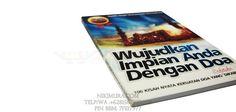 Buku Islam 100 Kisah Nyata Doa Yang Dikabulkan - Doa merupakan senjata bagi orang Islam ia dapat melindungi manusia sedang dalam kemalangan, juga dapat melindungi manusia dalam kemakmuran dan kemudahan lainnya.  Rp. 32.000,-  Hubungi: +6281567989028  Invite: BB: 7FE18977 email: store@nikimura.com  #bukuislam #tokomuslim #tokobukuislam #readystock #tokobukuonline #bestseller #Yogyakarta #doa