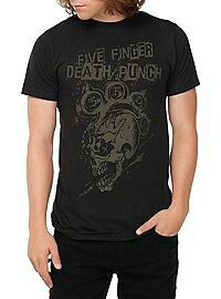Five Finger Death Punch #HotTopic #Band #Concert