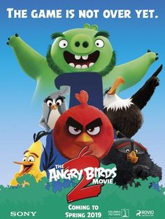 Angry Birds 2 2019 full Movie HD Free Download DVDrip