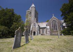 ST MICHAEL PENKIVEL   St Michael Penkivel Church   On the edge of the Tregothnan estate near Truro, Cornwall     ✫ღ⊰n