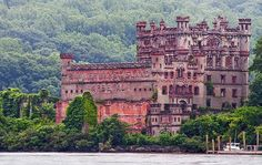 Bannerman's Castle | Atlas Obscura. Catskills NY. I've got to see this someday!