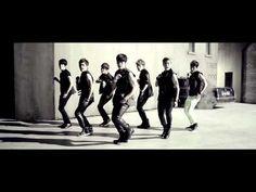 INFINITE (인피니트) 내꺼하자 (Be mine) MV Dance Ver.  Infinite's dancing skills are AMAZING.