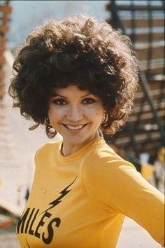 Victoria Principal in 'Earthquake', 1974. My favourite scene is the elevator one. SPLASH!!!!