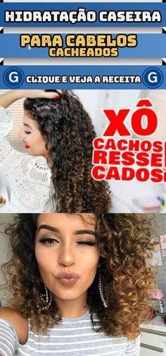 A MELHOR HIDRATAÇÃO CASEIRA PARA CABELOS CACHEADOS DO MUNDO #hidratação #cabelos #cacheados #dicas #caseiras #receita #receitas