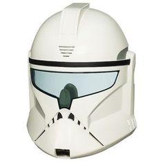 Masque électronique Stormtrooper