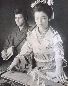 Tomokazu Miura(三浦友和), Momoe Yamaguchi(山口百恵)/ 春琴抄 1976年