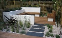 Small garden design modern small garden picture best home designs