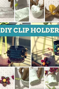 #DIY #clip #holder #storage #box