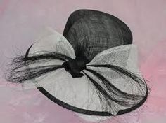 Bow Hat- Carolina Cup