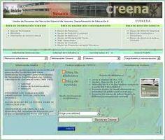 CREENA. Centro de Recursos de EE de Navarra.
