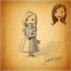 Tinatini Popiashvili's Portfolio : Children's Book Illustration #223381