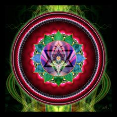This Heart Chakra Tapestry is called Anahata. The Chakra allows you to radiate energy from your heart to your body.