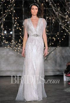 Brides.com: Jenny Packham - Fall 2014