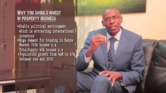 Why invest in property business {George Wachiuri}